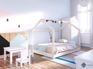 JUSSS Nursery/kid's room Pink