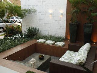 Arquitetura Ao Cubo LTDA Balcones y terrazas modernos: Ideas, imágenes y decoración