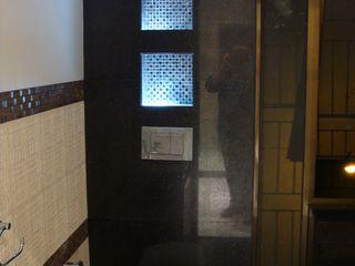 Shivaji Park TRINITY DESIGN STUDIO Modern Bathroom