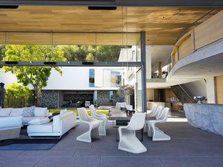 Coffee Meuble Garden Furniture White