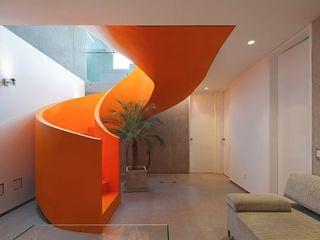 Casa Blanca Martin Dulanto Koridor & Tangga Modern