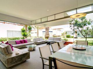 Casa Seta Martin Dulanto Ruang Makan Modern