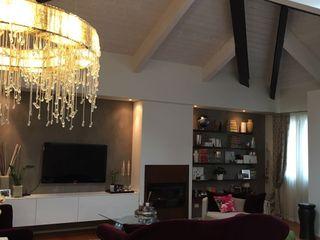 bilune studio Modern living room