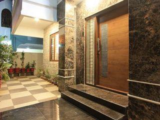 Ansari Architects بلكونة أو شرفة