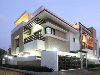 Exterior Ansari Architects Modern houses