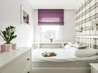 Anna Serafin Architektura Wnętrz Akdeniz Yatak Odası