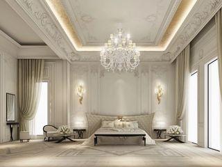 Interior Design & Architecture by IONS DESIGN Dubai,UAE IONS DESIGN Classic style bedroom