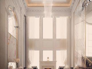 Interior Design & Architecture by IONS DESIGN Dubai,UAE IONS DESIGN Living room