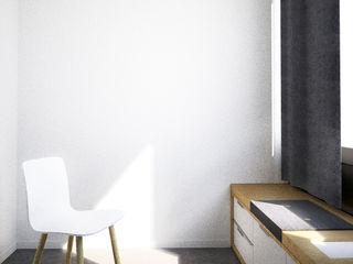 Belle Ville Atelier d'Architecture Office buildings Wood White
