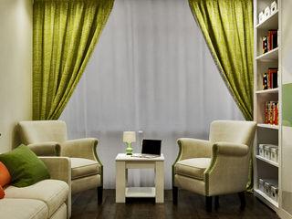 Pure Design Вітальня Зелений