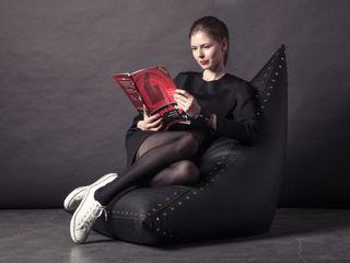 Мешок в Дом Living roomSofas & armchairs Kulit Imitasi Black