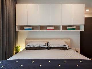 THE LIVIA homify Modern Bedroom