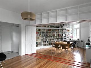 Pop Arq Ruang Studi/Kantor Minimalis