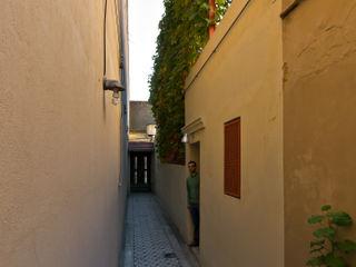 Pop Arq Koridor & Tangga Minimalis