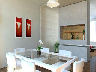 IDEA Studio Arquitectura Modern dining room