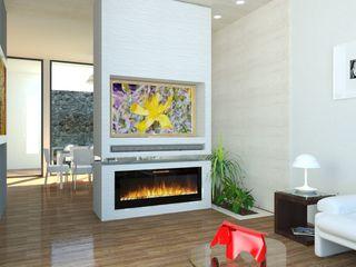 IDEA Studio Arquitectura Modern living room