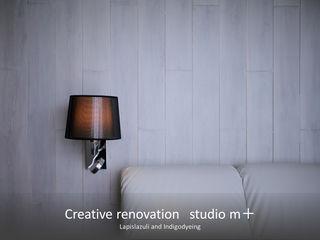 studio m+ by masato fujii Camera da letto moderna