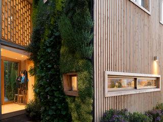 CASA ITAHUE VERDE360 Casas de estilo moderno