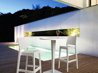 Coffee Meuble Dining roomTables White