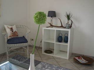 Raumpraesenz-Homestaging Modern living room