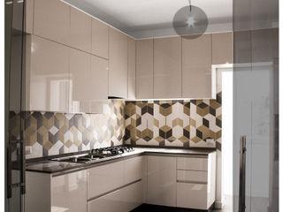 CASA VDA formatoa3 Studio Cucina moderna