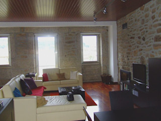 Vasco Rodrigues, arquitecto Modern Living Room