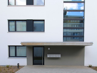 Matthias Koch Malermeister Rumah Modern White