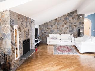 Casa GR formatoa3 Studio Soggiorno moderno