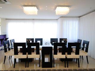 Marcelo John Arquitetura e Interiores Comedores de estilo minimalista