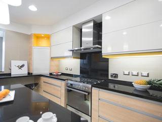 Duo Arquitectura y Diseño Dapur Modern Yellow