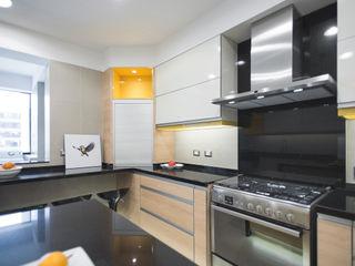 Duo Arquitectura y Diseño Dapur Modern
