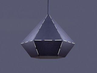 Skapetze Lichtmacher Living roomLighting Metal Black