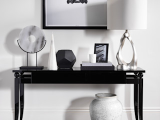 SS16 Style Guide - Refined Monochrome Collection LuxDeco Corridor, hallway & stairsAccessories & decoration Black