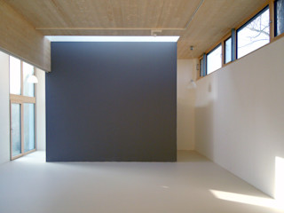 Rubik Cube Architekt Zoran Bodrozic Minimalistische Arbeitszimmer