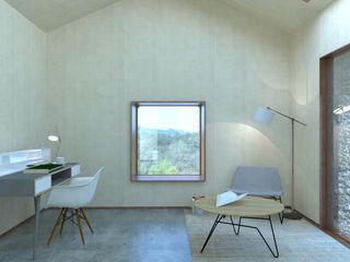 Belle Ville Atelier d'Architecture Living room