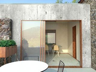 Belle Ville Atelier d'Architecture Minimalist house