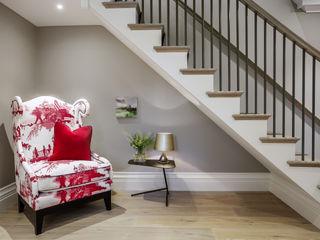 Winchester Studio Hooton Modern corridor, hallway & stairs