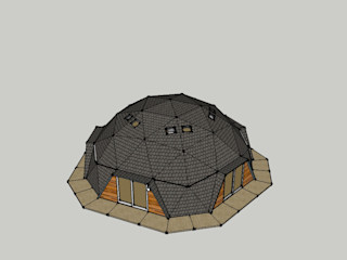 smart domos 모던스타일 주택