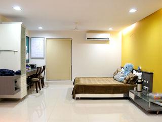 Dhiren Tharnani IMAGE N SHAPE Modern style bedroom
