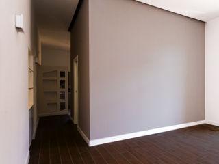 Casa AC formatoa3 Studio Soggiorno moderno