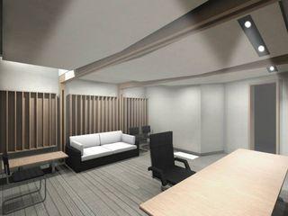 Sala de Control - Estudio CEDA SZAA (Sarmiento Zamora Associated Architects) Office buildings