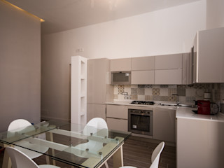 Casa AC formatoa3 Studio Cucina moderna
