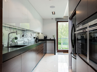 Modify- Architektura Wnętrz Modern kitchen