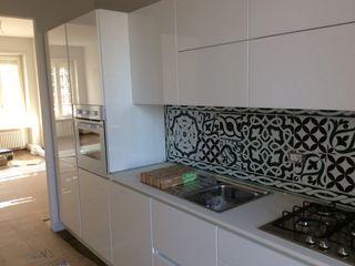 CEAR Ceramiche Azzaro & Romano Srl Mediterranean style kitchen Ceramic Green
