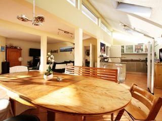 Immobilienphoto.com Ruang Keluarga Modern