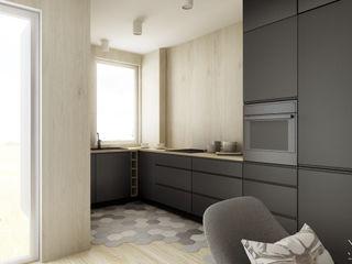 MGN Pracownia Architektoniczna Кухня