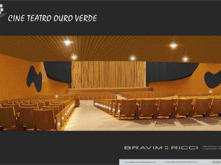 BRAVIM ◘ RICCI ARQUITETURA Event venues