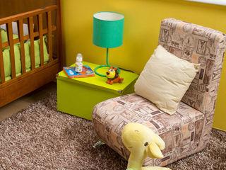 Idea Interior Dormitorios infantiles Escritorios y sillas Aglomerado Acabado en madera