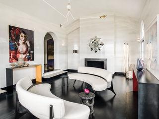 Antonio Martins Interior Design Inc 모던스타일 거실