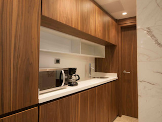 oficina J minima design & architecture studio Oficinas de estilo minimalista
